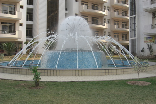 COUSTOMISED OUTDOOR  FOUNTAINS