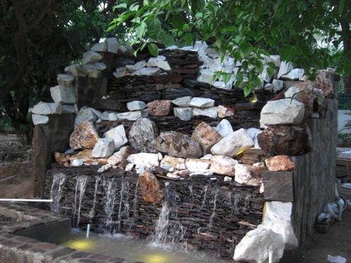 DESIGNER WATER FALLS
