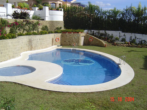 Designer Swimming Pools