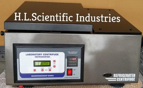 Refrigerated Centrifuge Machine