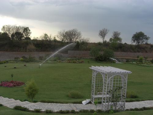 Lawn Irrigation Sprinkles