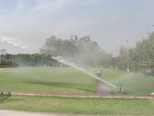 Playground Irrigation Sprinkles