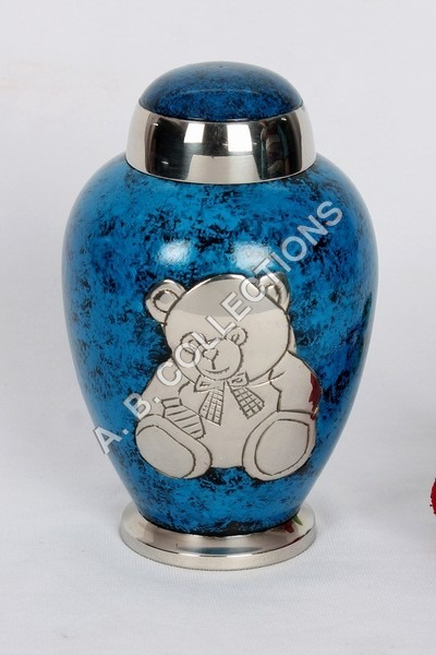 Domtop Paw Print Pet Urn