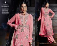 Stylish Party wear heavy work salwar kamiz