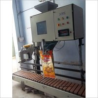 Bag Filling Machine with Stitching