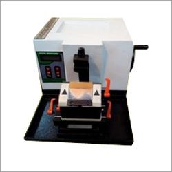 Semi Automatic Rotary Microtome
