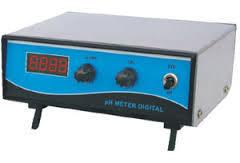 pH Meter, Digital, Deluxe