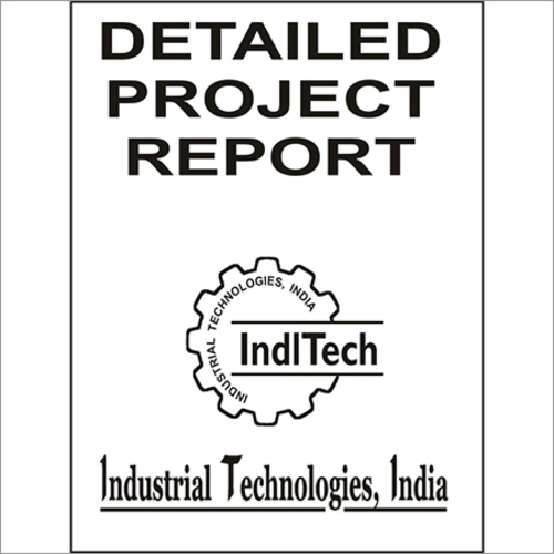 Project Report on CHELATED ZINC EDTA & CHELATED COPPER EDTA [CODE NO. 1696]