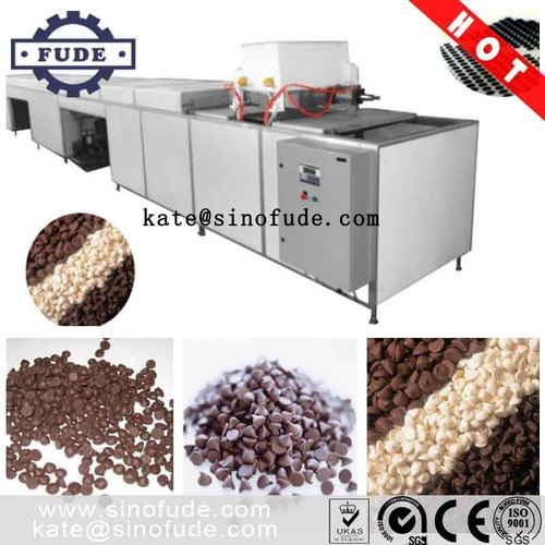 Chocolate Chip Making Machine