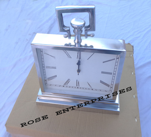 Rectangular Table/Desk Clock