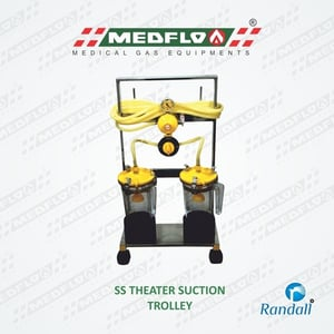 Mobile Theater Suction Unit