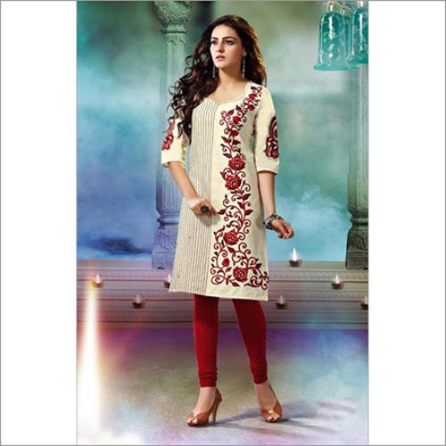 Online Designer Cotton Kurti