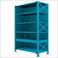 Slotted Display Rack