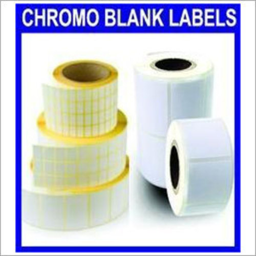 Blank Die Cut Labels