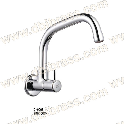 Brass Sink Cock