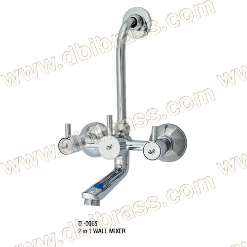 C.P Brass 2 In Wall Mixer
