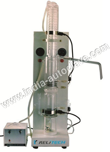 Quartz Water Distillation