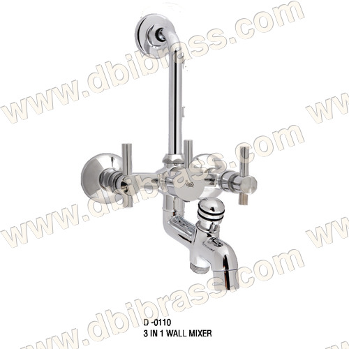 C.P Wall Mixer 3 In 1