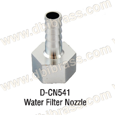 Brass Water Filter Nozzle