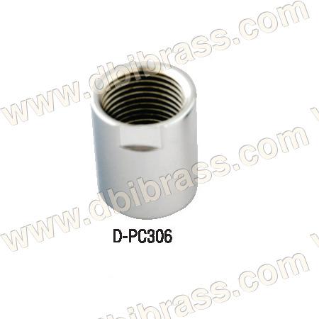 Brass CP Socket