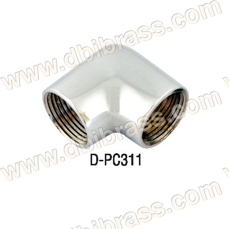 Brass Sanitary CP Female Elbow