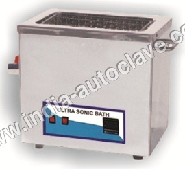 Ultrasonic Cleaning Bath (Sonicator)
