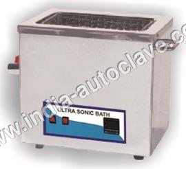 Ultrasonic Cleaning Bath (Sonicator)