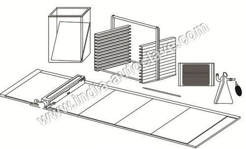 Thin Layer Chromatography Kit (TLC Kit)