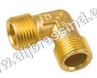 Brass Reducing Elbow Only ( BSP x BSP)