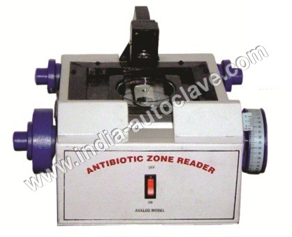 Antibiotic Zone Reader