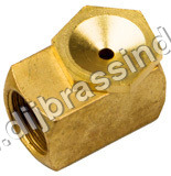 Brass Square Cooling Tower Nozzles