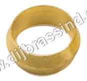 Brass Olive Sleeves