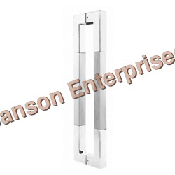 Glass Door Square Handle
