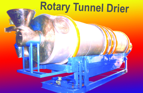 ROTARY TUNNEL DRIER