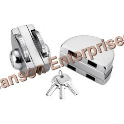 Double Door Lock (Key & Knob)
