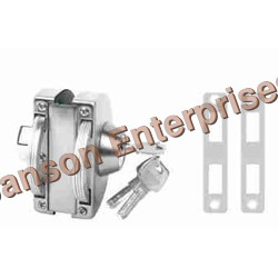 Single Door Lock (Key & Knob)