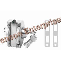 Mini Single Door Lock (Key & Knob)