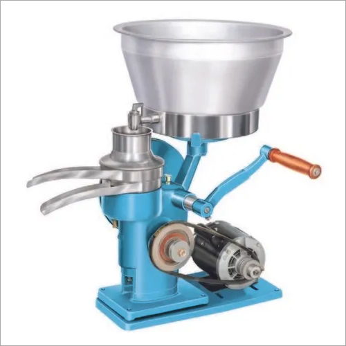 Hand Cum Electric Cream Separator