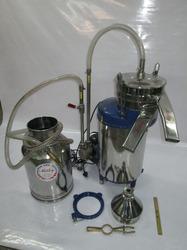 Semi Automatic Milk Cream Separator