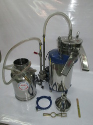 Semi Automatic Milk Cream Separator