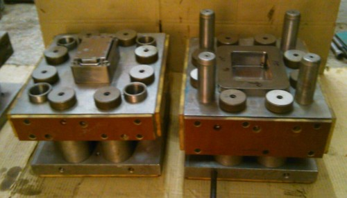 Lid Mould Unit
