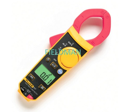 Fluke 317 True RMS Clamp Meter