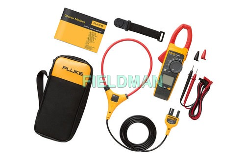 Fluke 376 FC Clamp meter with i-Flex for 2500A
