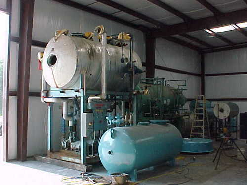Boiler Amine Volatile Treatment