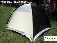 Nylon 4 Man Dome Tent