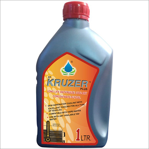 Glycol Based Antifreeze Coolant
