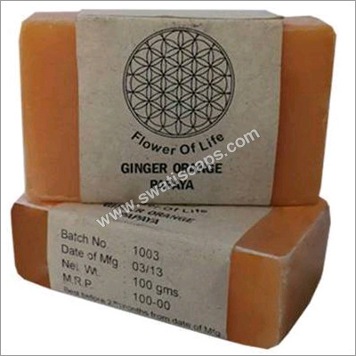 Ginger Orange Papaya Soap