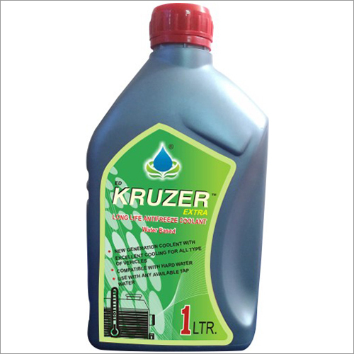 Water Based Engine Coolant