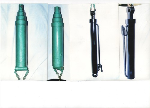 Single Acting Hydraulic Cylinder For Trolly