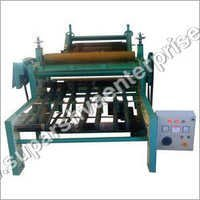 Semi Automatic Sheet Cutting Machine